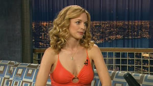 Heather Graham - Late Night with Conan O'Brien (2007-09-25)