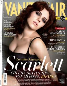 Vanity Fair Magazine (2011) Italy