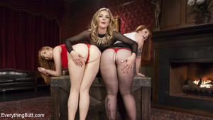 EVERYTHING BUTT: Mar 10, 2017 – Mona Wales , Barbary Rose and Lauren Phillips