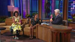 Gabby Douglas  -  Jay Leno,  August 13, 2012 - 810p  mp4  caps
