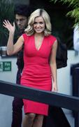 Katherine Jenkins - London Studios October 14th 2011