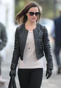 Филиппа Шарлотта 'Пиппа' Мидлтон, фото 66. Philippa Charlotte 'Pippa' Middleton Pippa Walking to Work x25 HQ, foto 66