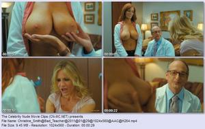 woman from bad teacher naked