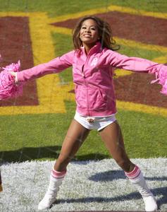 I Heart Pantyhose Nfl Cheerleaders Are Back