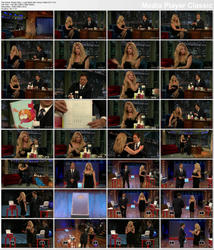 Kirstie Alley ~ Late Night with Jimmy Fallon 6/9/11 (HDTV)