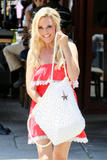 Bridget Marquardt @ King's Road Cafe in Studio City | July 28 | 22 leggy pics
