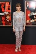 Jessica Biel - Hitchcock premiere in New York 11/18/12