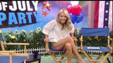 Kelly Ripa @ LIVE! with Kelly | July 4 | 34 caps + clip