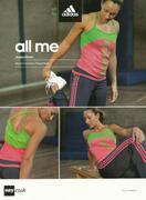 Jessica Enis-Adidas Advert